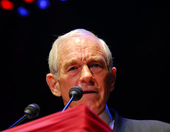 Poll: Ron Paul in Dead Heat With Obama thumbnail