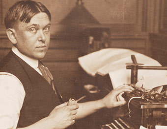 H.L. Mencken: His Arrest on Obscenity Charges thumbnail