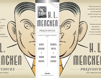 H. L. Mencken at Full Throttle thumbnail
