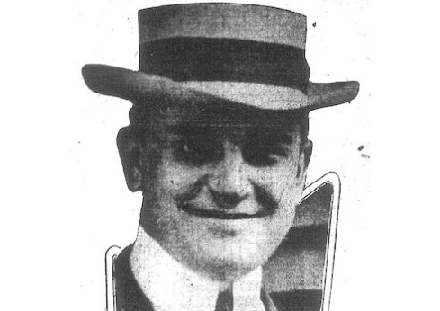 Pinkerton Detective Harry Scott