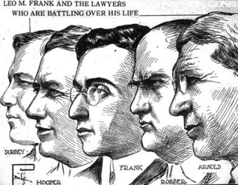 The Leo Frank Trial: Closing Arguments of Hooper, Arnold, and Rosser thumbnail