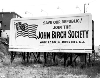 <em>The Fame of a Dead Man&#8217;s Deeds</em> Audio Book: The John Birch Society thumbnail