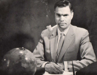 <em>The Fame of a Dead Man&#8217;s Deeds</em> Audio Book: George Lincoln Rockwell thumbnail